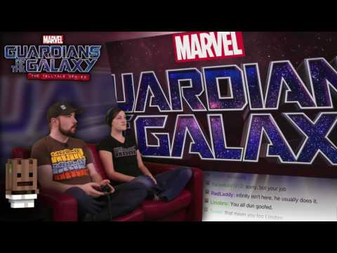 Guardians of the Galaxy: The Telltale Series AWESOME! EPISODE 1