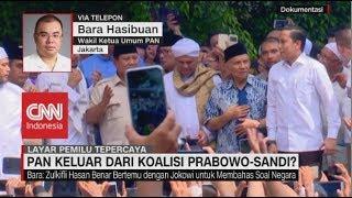 Waketum PAN: Klaim Kemenangan Prabowo Tidak Berdasar Data Valid & Kredibel