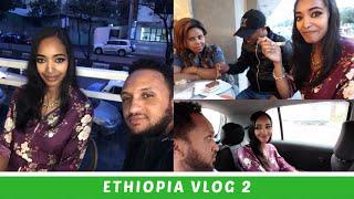 Ethiopia Vlog 2 Still Shy, Visiting Family & The Best Dessert Ever! | Amena