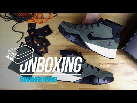 19c68713af5 Nike Kobe 1 Protro  Final Seconds  Review
