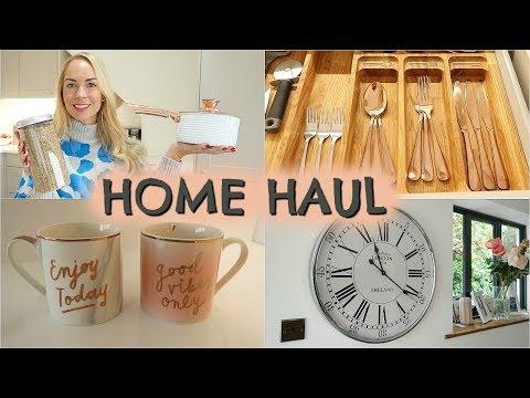 HOME HAUL & KITCHEN UPDATE  |  COPPER INTERIORS