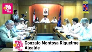 Concejo Municipal de Macul 10-01-2017