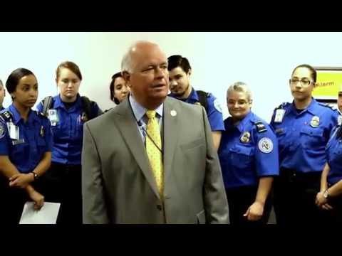 TSA On the Job: Federal Security Director (FSD)
