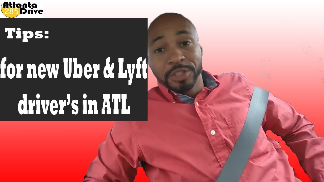 Tips: for new UBER and LYFT drivers in Atlanta  The most busy day out the  week