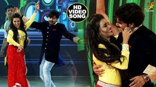 Pawan Singh और Akshara Singh का NEW VIDEO - Live Performance - International Bhojpuri Awards Show