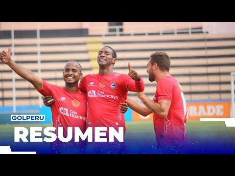 Cienciano Alianza Huanuco Goals And Highlights
