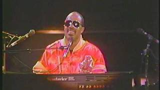 Stevie Wonder -My Cherie Amour  Live in Tokyo Japan, November 3, 1985