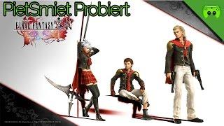 FINAL FANTASY TYPE 0 «» PietSmiet Probiert Final Fantasy Type 0 HD