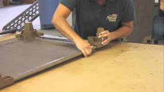 Replacing the Cover on your PetCot Healthy Dog Bed