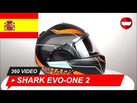 Casco Shark Evo-One 2 Krono Mat Unboxing - ChampionHelmets.com