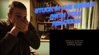 SUPERNATURAL - 12X12 STUCK IN THE MIDDLE (WITH YOU) REACTION