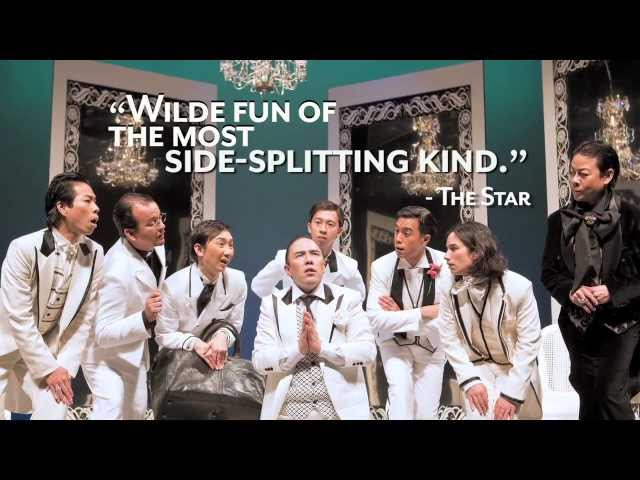 W!LD RICE THE IMPORTANCE OF BEING EARNEST 2013