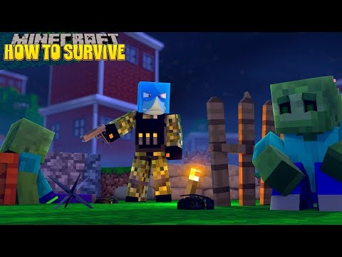 tags of minecraft the walking dead from the beginning zombie