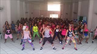Can U Keep Up - Soca ( Zumba Fitness )
