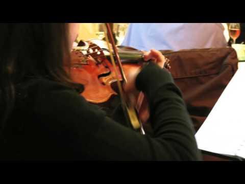 敬酒音樂 - Hong Kong Wedding Live Band @ Hyatt Regency Hong Kong - Violin, Piano & Cello