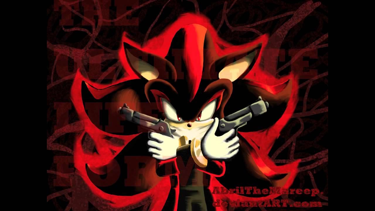 Sonic Will Make A Slave Out Of Shadow Sonadow Youtube