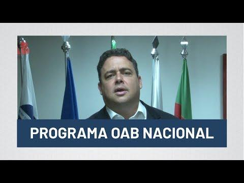Programa OAB Nacional - Programa  - 13/11/19 - Programa 34