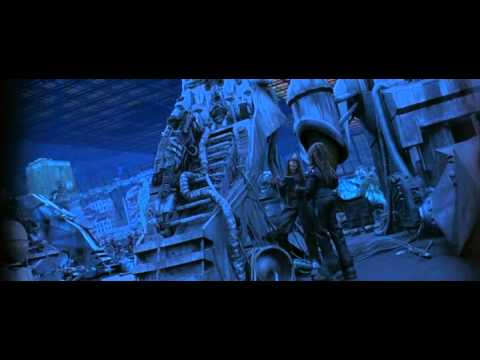 Just The Transitions In Battlefield Earth