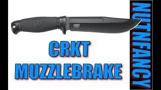 CRKT Muzzlebrake: The $59 Survival Knife
