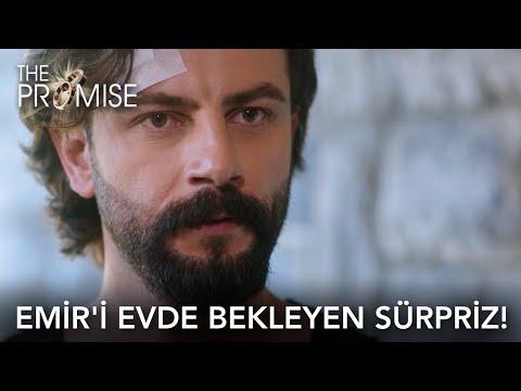 Emir'i evde bekleyen sürpriz! | Yemin 75. Bölüm
