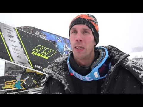 Johan Eriksson vinnare Stock SM 3 Bruksvallarna