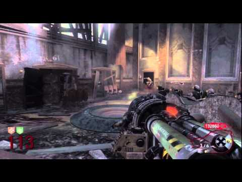 Kino Der Toten: Round 110+ Fast Lobby Strategy - Black Ops Zombies - TheRelaxingEnd
