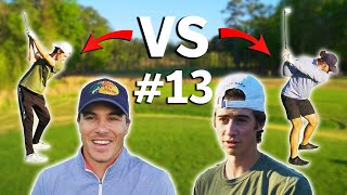 Micah's Best Round Ever?! | Sunday Match #13 | Garrett VS Micah | GM GOLF