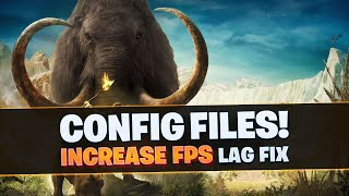 Far Cry Primal Low End PC's Config file