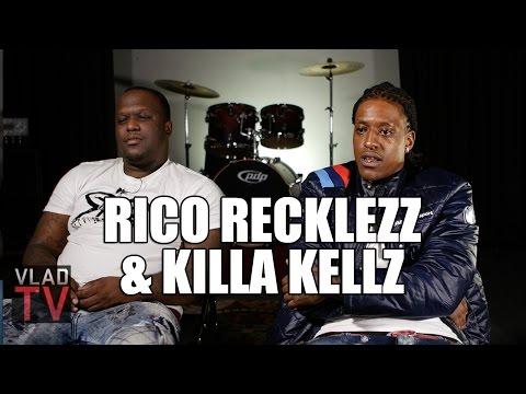 "Rico Recklezz Explains Chicago Slang: ""Foe Nem"", ""Merch"", ""Therm"", ""Dad"""