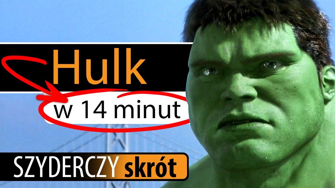 Download HULK (2003) w 14 minut | Szyderczy Skrót