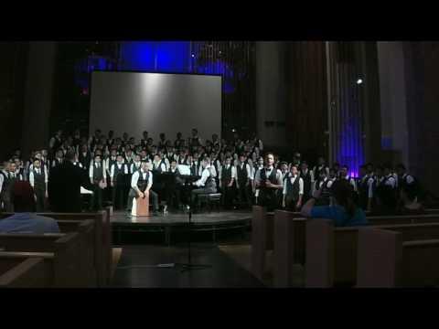 ACHS Choir - So Cal Men - Grace In The Sun 4/22/17