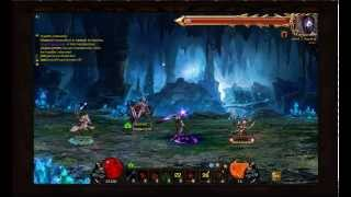 Tormented Necropolis, Stages 1-7, Mage
