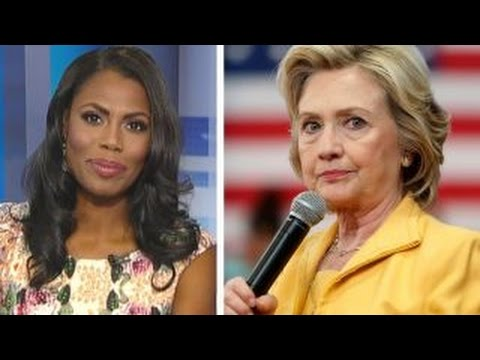 Omarosa: Clinton is playing the