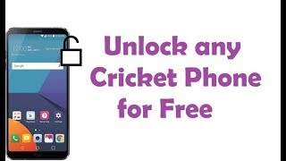 This is How I unlocked My Cricket LG Stylo 2 Free To any GSM