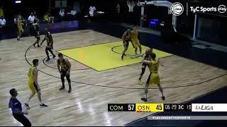 #LNB - Comunicaciones 101-75 Obras Basket (13/3/2021)