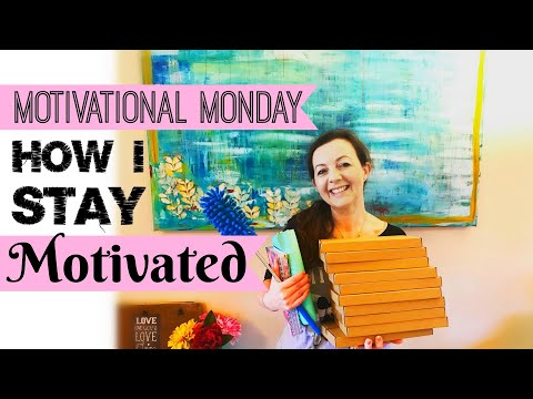 HOW I STAY MOTIVATED | Rewarding Yourself | DAY IN THE LIFE | Motivational Monday
