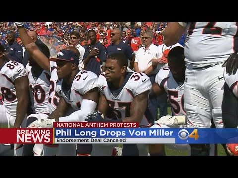 Von Miller Loses Endorsement Deal
