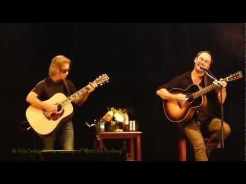Dave Matthews & Tim Reynolds - 8/20/11 - [Full Show] - Charlottesville, VA - [HQ Vid/Aud] - nTelos