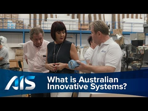 What is Australian Innovative Systems?