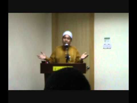Alam Maritim - Tazkirah Khas Al-Fadhil Ustaz Halim Din (18/09/2013)