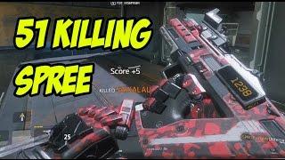 TITANFALL 2: Ridiculous Killing Spree 51-0 | 24 kills in 2 minutes