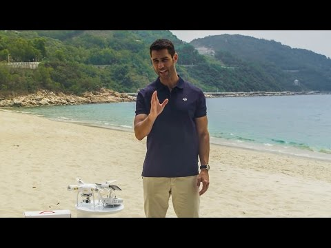 DJI Tutorials - Phantom 3 - How to Fly - Part 1 of 4