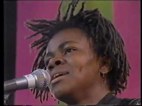 "TRACY CHAPMAN:""BORN TO FIGHT"" & ""FREEDOM NOW"" LIVE"
