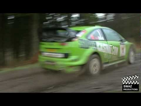 Grizedale Stages Rally 2009