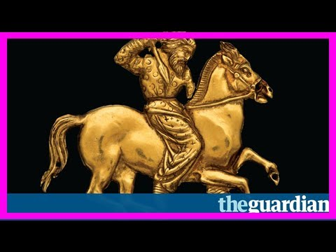 Breaking News   Scythians: warriors of ancient siberia review – magical riches