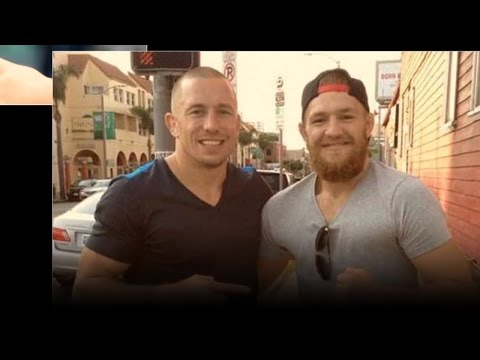Georges St Pierre appeal to Conor McGregor You're not getting your fair share