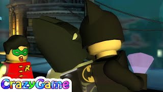 LEGO Batman The Videogame Co-op Wii Gameplay Walkthrough #4