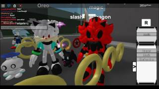Roblox Sonic RP episode 1: Tails The Fox