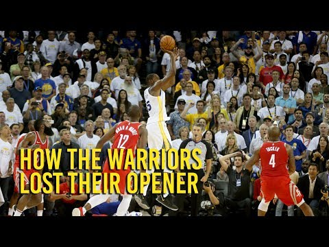 Highs and lows of Golden State Warriors season opener