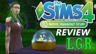LGR - The Sims 4 Movie Hangout Stuff Review